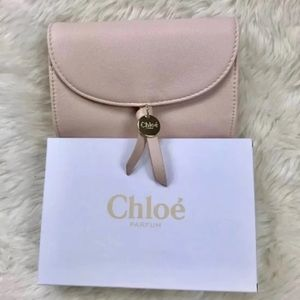 Chloe Pouch Wallet Purse Clutch New in Box